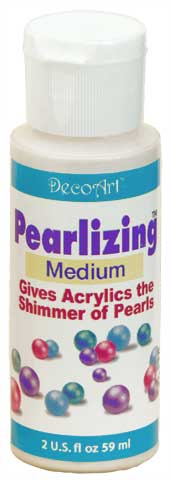 Pearlizing Medium