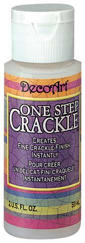 One Step Crackle Medium