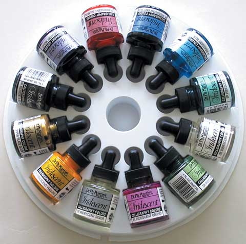 Iridescent Ink Set