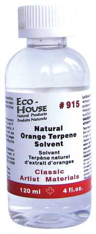 Natural Orange Terpene Solvent