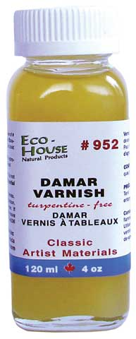 Damar Varnish
