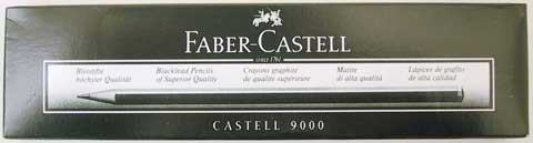 Castell Drawing Pencils