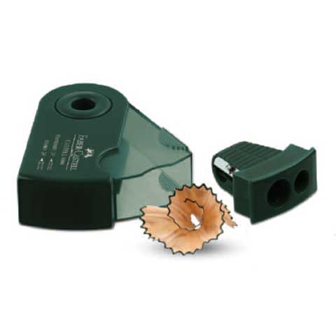Castell 9000 Double Hole Sharpener