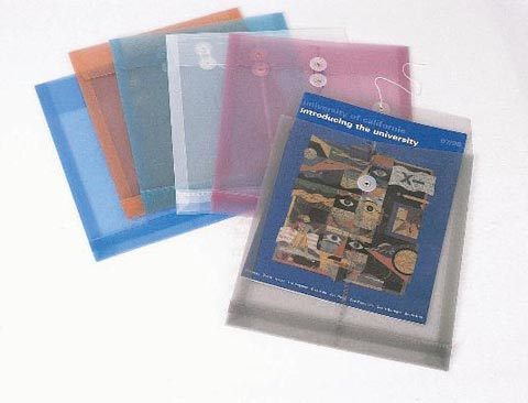 Button & String Poly Envelopes