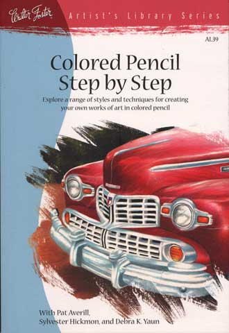 Colored Pencil Step by Step Book