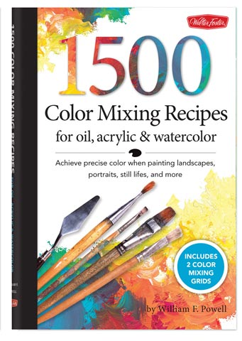1,500 Color Mixing Recipes