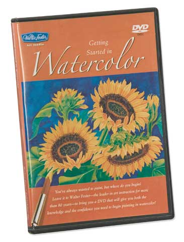Getting Started in Watercolor DVD