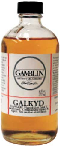 Galkyd Painting Medium