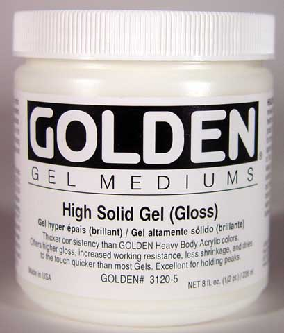 High Solid Gels