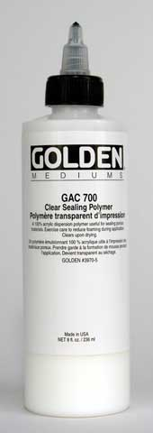GAC 700- Acrylic Polymer for Increasing Film Clarity