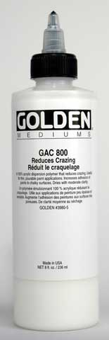 GAC 800- Acrylic Polymer for Reducing Craze