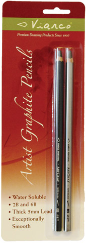 Water-Soluble Pencil Set