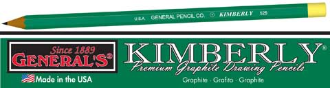 Kimberly Drawing Pencils