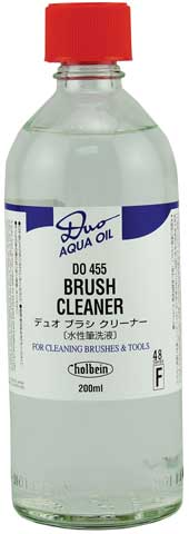 DUO Aqua Oil Brush Cleaner