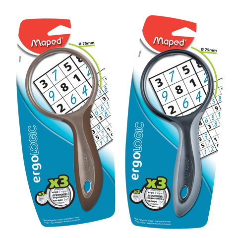 Ergologic Magnifying Glass