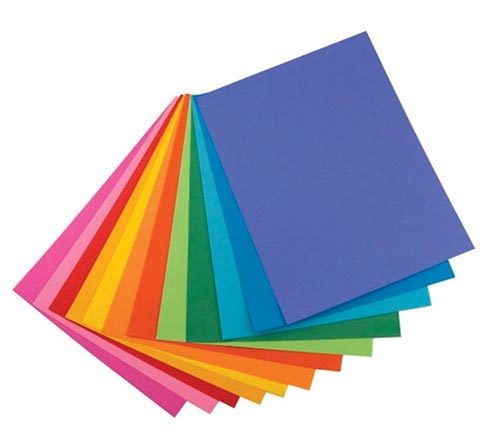 Bright Color Paper