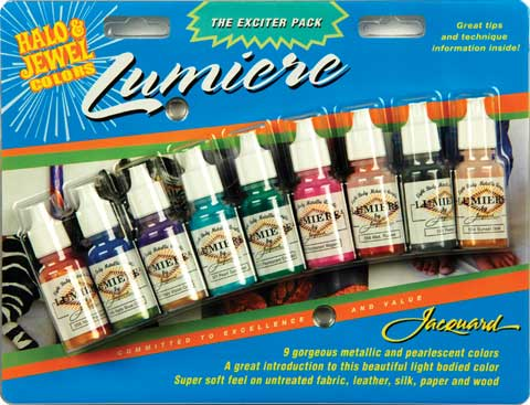 Lumiere Halo & Jewels Exciter Pack