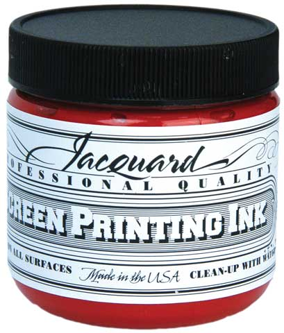 Professional Screen Printing Ink