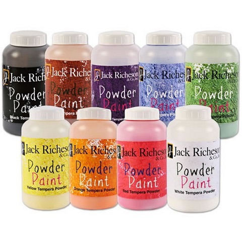 Tempera Powder Paint