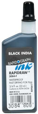 Rapidraw Drafting Inks