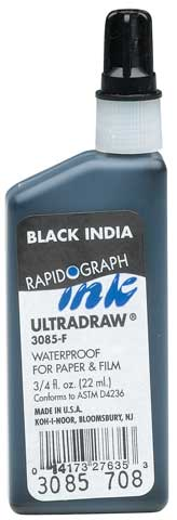 Rapidograph Ultradraw Ink