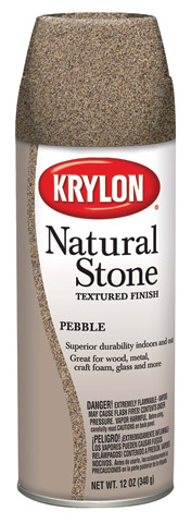 Natural Stone Textured Finish