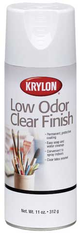 Low Odor Clear Coatings