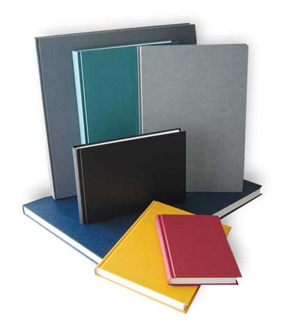 Hardbound Sketch Books