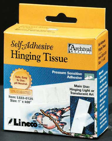Mounting/Hinging Tissue