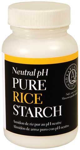 Pure Rice Starch Adhesive
