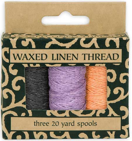 Waxed Linen Thread