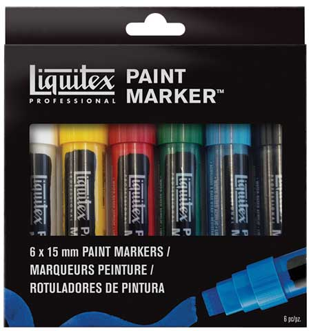 Paint Marker Sets