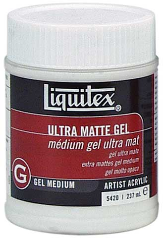 Ultra Matte Gel Medium