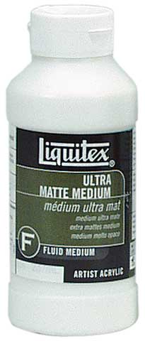 Ultra Matte Fluid Medium