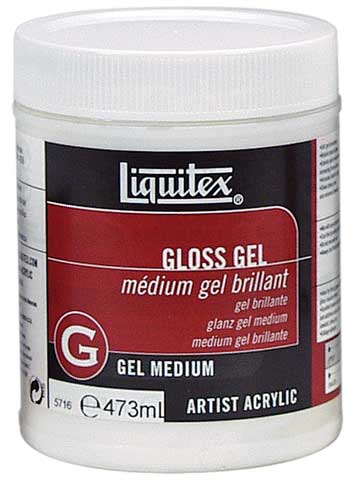 Liquitex Gel Medium