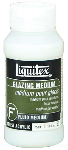 Glazing Medium