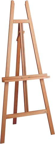 Display Lyre Easel