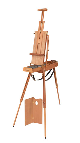 Backpacker Easel