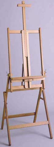 Oil/Watercolor Studio Easel