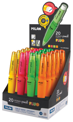 Capsule Fluo Mechanical Pencils
