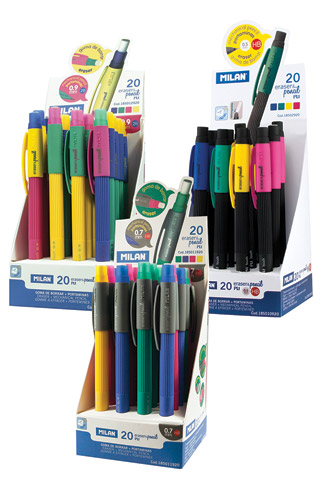 PL1 Eraser & Pencil