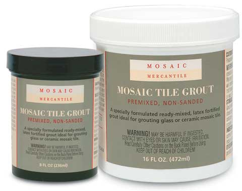Mosaic Tile Grout