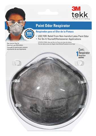 Tekk Protection Disposable Paint Odor Respirator