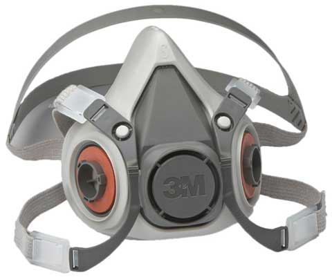 Reusable Half-Face Respirator 6000 Series