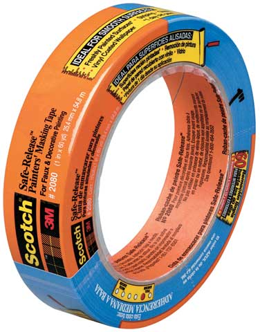 Scotch 2080 Safe Release Painters' Masking Tape