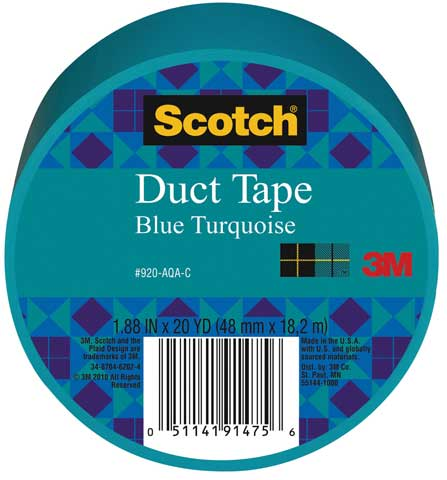 Scotch Duct Tapes for Artists