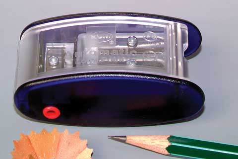 Automatic Sharpener with Lead Pointers
