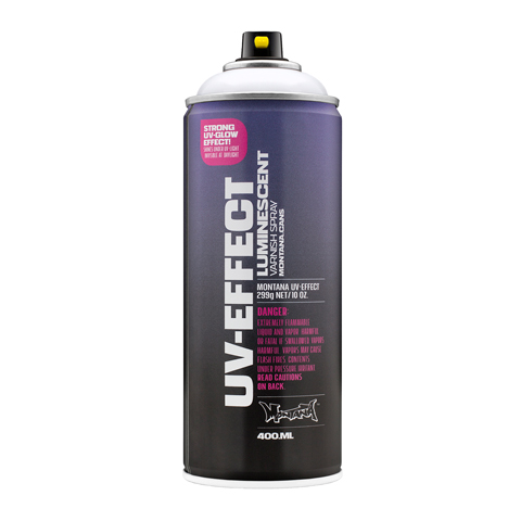 UV-EFFECT Transparent Spray