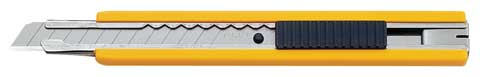 Slide-Lock Utility Knife