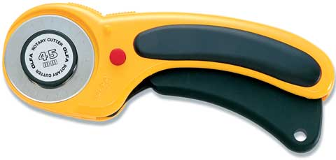Deluxe Ergonomic Rotary Cutter